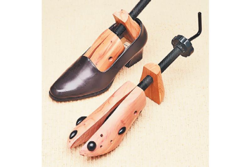 Устройство для растяжки для обуви