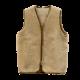 Согревающий жилет из овечьей шерсти р. 48-50