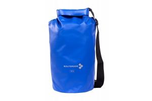 Сумка водонепроницаемая Ocean Pack 10 литров (синяя)