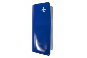 Билетница (Портмоне) Хэппи Вэйс PVC синий