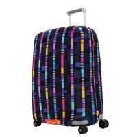 Чехол для чемодана «Стробоскоп» ART.LEBEDEV by Routemark SP500 M/L
